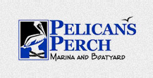 Pelican's Perch Marina Logo
