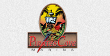 Pirates Cove Marina Logo