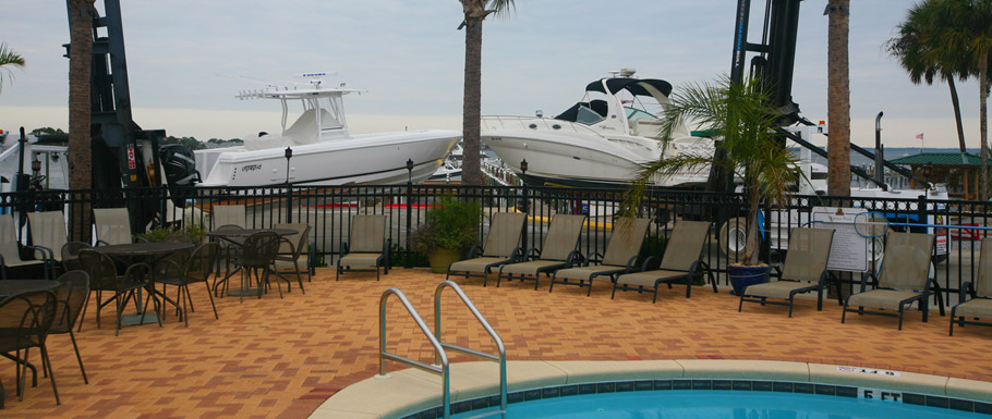 Pirates Cove Marina, Panama City Beach Florida